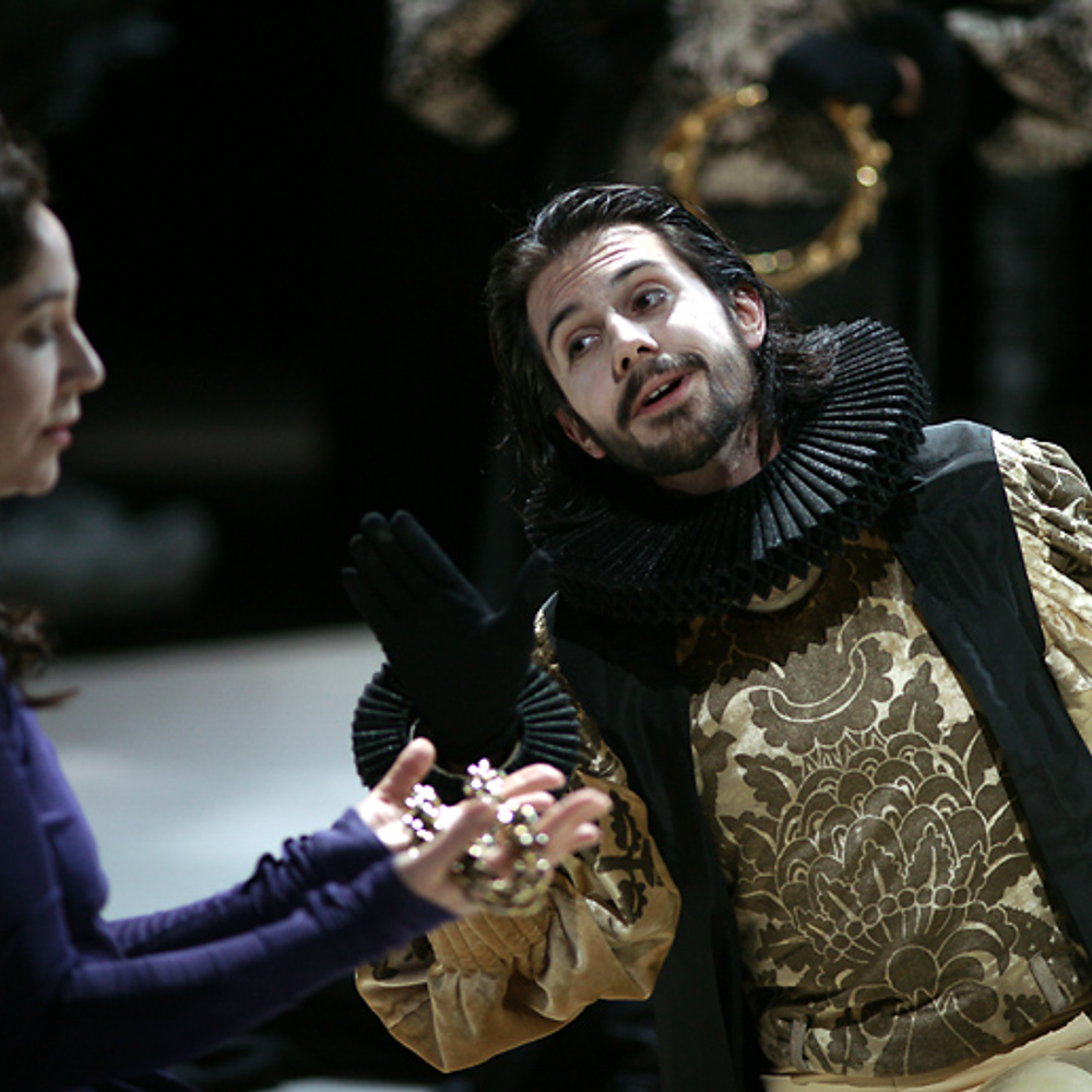 """Il ritorno d'Ulisse"", by Monteverdi. Stage director: Pier Luigi Pizzi. (Teatro Real) With Christine Rice"